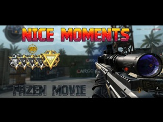 Warface - Frag Movie - Nice Moments #2