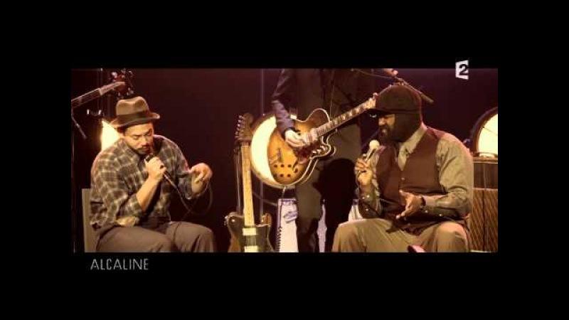Alcaline, le Concert : Gregory Porter Ben L'Oncle Soul - :Grandma's Hands
