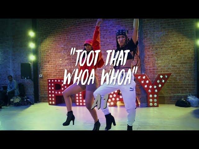 A1 Toot That Whoa Whoa Nicole Kirkland Aliya Janell Collaboration