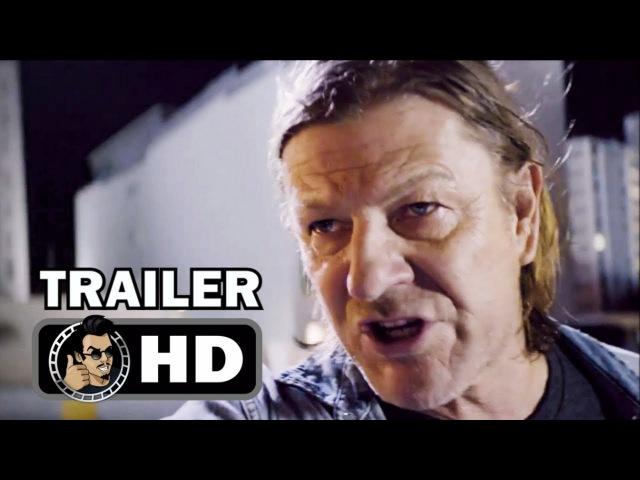 THE OATH Official Trailer 2 (HD) Sean Bean Crackle Series