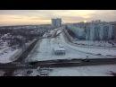 #Реконструкция дорожной развязки ул.Демократическая  ул. Ташкентская #Samara #Russia