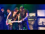Joe Perry Johnny Depp Terry Reid Robin Zander Chris Robins Come Together Pt2 The Roxy LA 11618