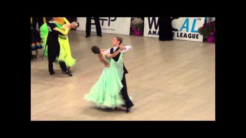 2015 Grand Prix Dance Junior 1 St QF H2 Waltz