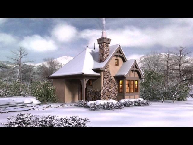 Tudor Style Tiny House