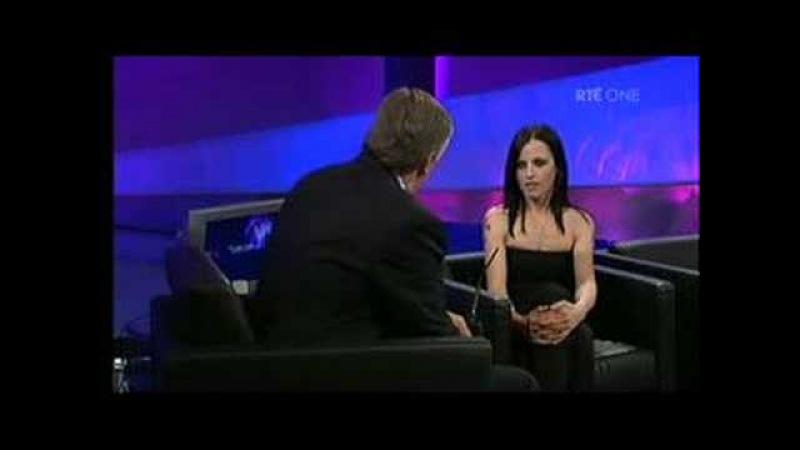 Dolores ORiordan - RTE Late Late Show - April 2007 - Part 2