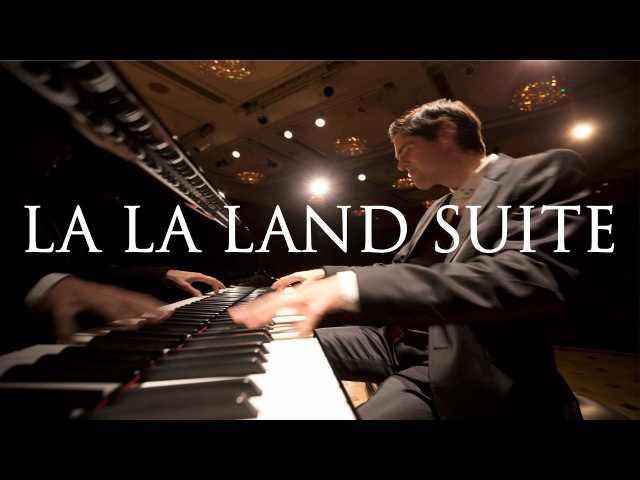 Advanced La La Land Suite - Piano Cover with Sheet Music - Jacob Koller