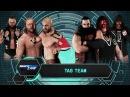 SBW Raw - Straight Edge Society (Harper Abyss) vs The Bullet Club (Cesaro Omega)