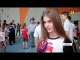 Новости UTV. В Салавате состоялось Первенство ПФО по скалолазанию