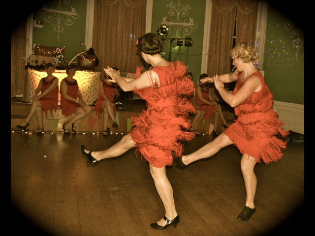 The Dapper Flappers Charleston Dance Act