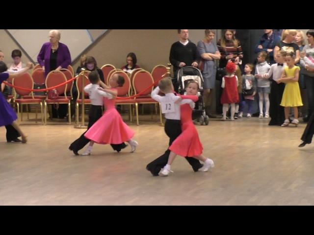 Бальные танцы Квик степ Дети-2, Е класс, Стандарт Dance Ural 26.03.2017