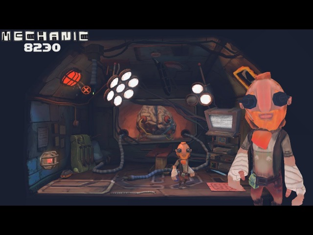 Mechanic 8230 Let's Play - Point and Click for Mental Boostage