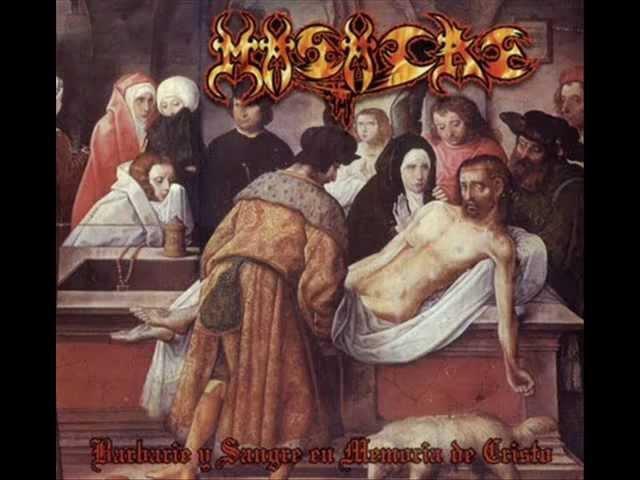 Barbarie Y Sangre En Memoria De Cristo MASACRE Full Album
