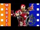 Фигурка Железный Человек Марк 43 Iron Man Mark XLIII Hot Toys