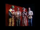 Franck Fernandel et les clowns