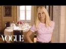 73 вопроса Донателле Версаче   Vogue