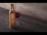 Oak Bottle - Wine &amp Spirit Infusing Vessel
