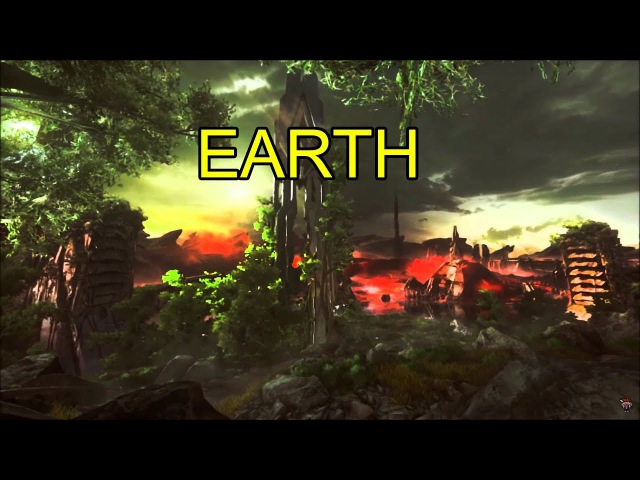 ARK Aberration SECRET EARTH cutscene (ENDING)