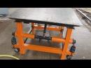 Сварочный стол своими руками Welding table hand made