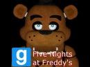 Garry's Mod Сезон 1 Серия 1 Пять Ночей у Фредди