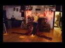Veil Pois Kõhutants Narvas Oasis by Anna Rolicheva восточный танец с поями