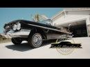 Xavier the X-Man His 1961 Chevrolet Impala - Lowrider Roll Models Ep. 8