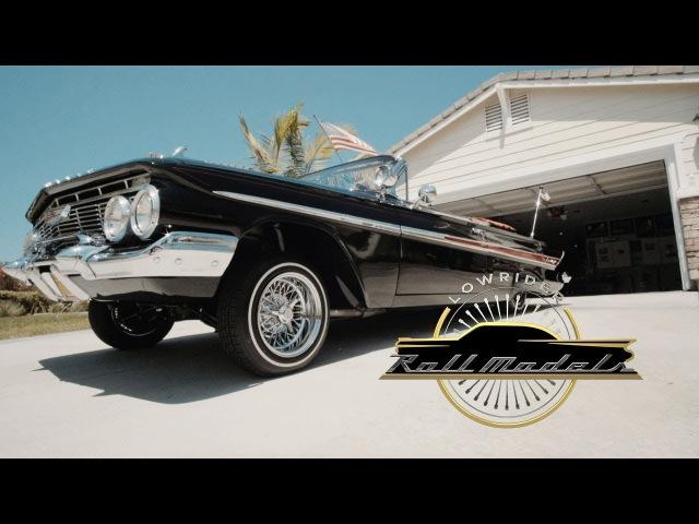 Xavier the X Man His 1961 Chevrolet Impala Lowrider Roll Models Ep 8