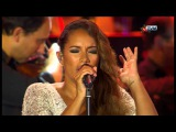 Leona Lewis in Malta - A Moment Like This  Bleeding Love (Joseph Calleja Concert 2014)