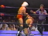 Ric Flair Vs. Wahoo McDaniel