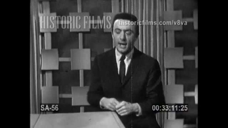 LENNY BRUCE ON THE STEVE ALLEN SHOW APRIL 5, 1959
