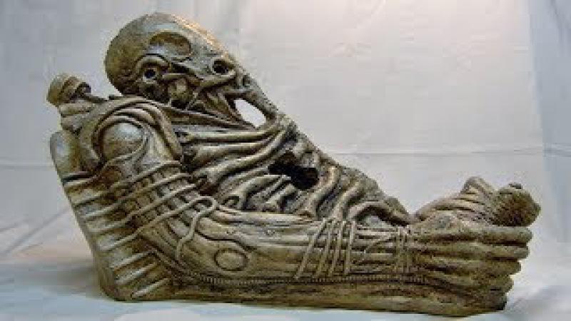Там хранится саркофаг инопланетянина. Крупнейшее место крушения НЛО в истории ч...