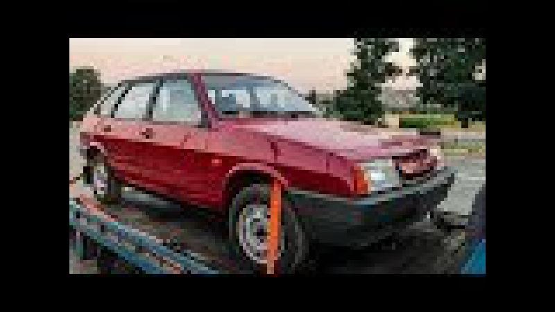 Нашел НОВУЮ девятку ВАЗ-2109 1990 года пробег 49 км капсула времени Lada Samara