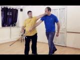 Spanish Fencing. Feints of common people. Grand Maestro Oleg Maltsev