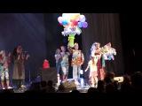 Марина Девятова. Поздравления с Днём Рождения на сцене в Санкт- Петербурге .13.12.201...