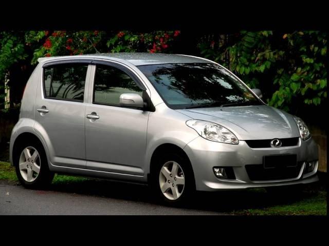 Perodua MyVi 08 2008–06 2011