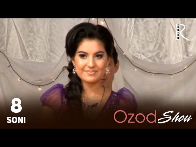 MUVAD VIDEO - Ozod SHOU 8-soni | Озод ШОУ 8-сони