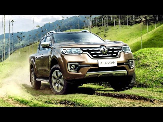 Renault Alaskan '2016