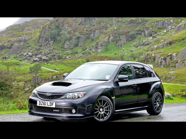 Subaru Cosworth Impreza STi CS400 GRB '2010 » Freewka.com - Смотреть онлайн в хорощем качестве