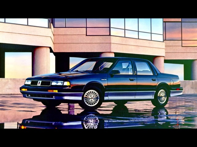 Oldsmobile Cutlass Ciera 1989–96