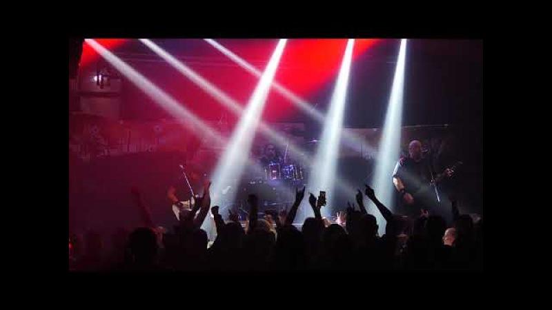 Rage – Deep in the Blackest Hole (Live in Khabarovsk, Velicano club 02.03.18)