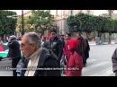 Антиправительственные протесты в Тунисе привели к стычкам с полицией