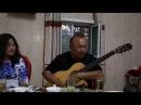 新疆大叔吉他弹奏《吉尔拉》,手法骚爆了!不上春晚可惜了!