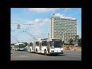 Поездка на троллейбусе БКМ 213 борт № 2395