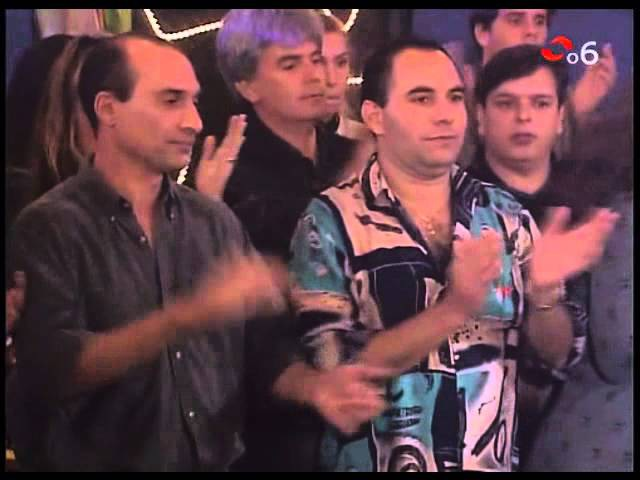 Natalia Oreiro Facundo Arana Танец на дискотеке Дикий ангел