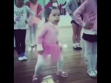 Being Normal is Boring Dancing Baby Cute little Girl Dancing Lesson