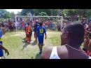 Bater um pênalti na final do torneio da comunidade é pior que em final de copa
