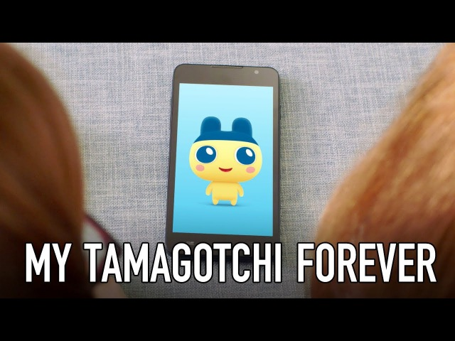My Tamagotchi Forever Official Trailer iOS Android