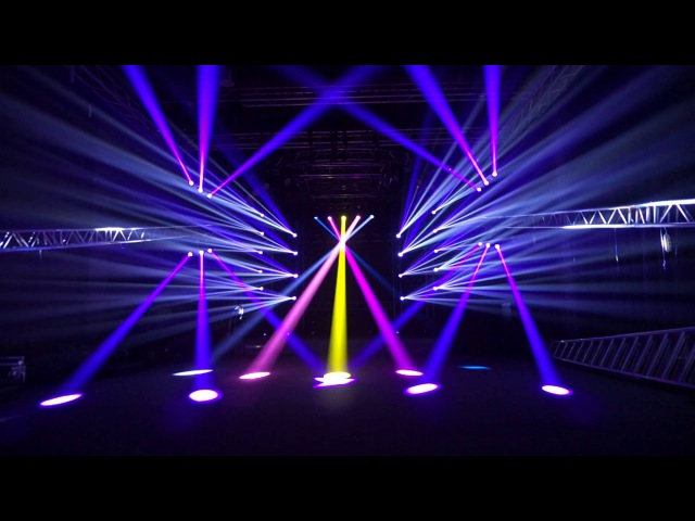 230W 7R moving head beam lights show