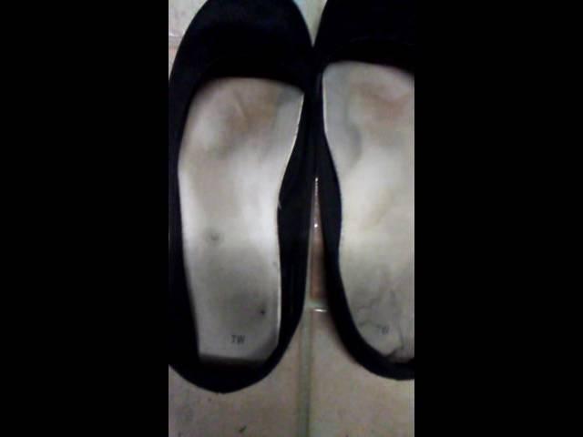 Coworkers used slippers coworkers used slippers 2