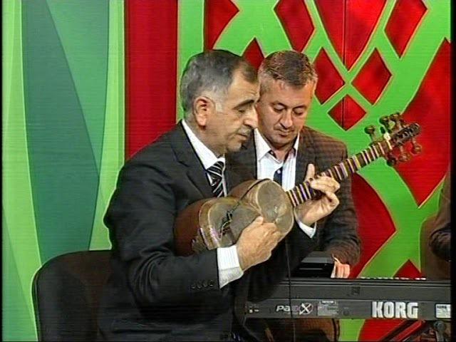 Şeir deyilmi ( Səid Rüstəmov) Rövşən Zamanov, Xəzinə verilişi ELTV