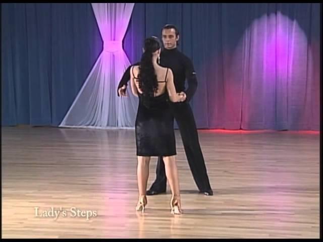 International Latin Cha Cha Technique by Slavik Kryklyvyy Karina Smirnoff